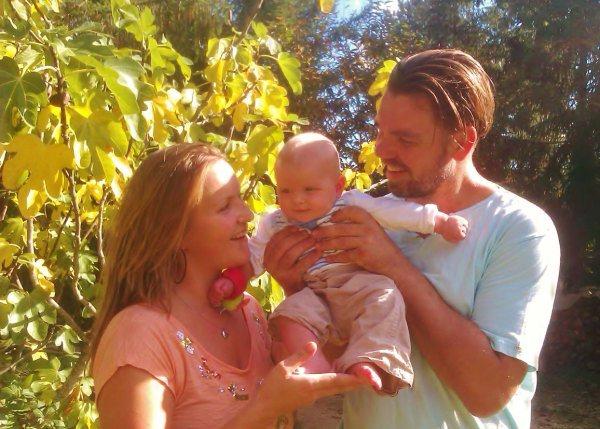 Menno Laura Louis family picture
